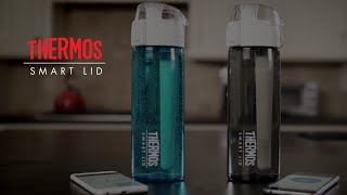 Thermos Smart Lid Technology: Hydration Matters | Thermos