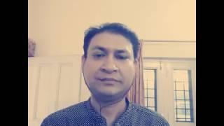 """""""Tumko dekha aur ho gaya"""" by Prashant Bhatt, voice of Kumar Sanu"""