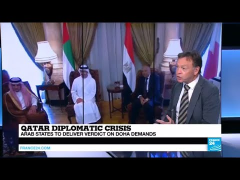 """Qatar Diplomatic Crisis: """"To corner Qatar is going to be very difficult!"""""""