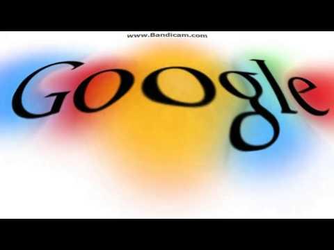 Google Broadcasting Network Logo Effects