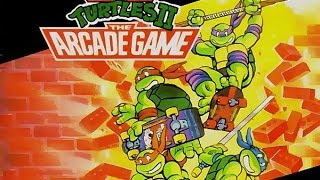 Teenage Mutant Ninja Turtles 2 NES\Famicom\Dendy Обзор прохождение