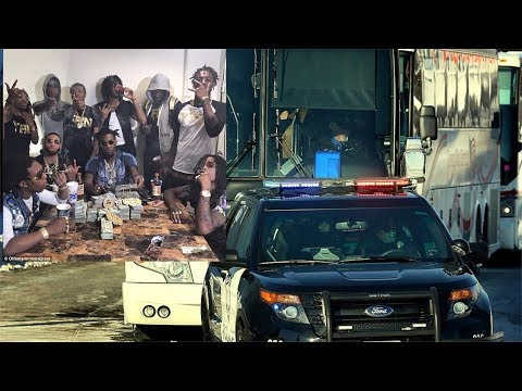 Migos Tour Bus Raided Over 420 Grams Of Marijuana, Codeine & Xanax FOUND | Hip Hop News