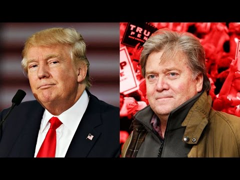 Steve Bannon Appointed To Trump