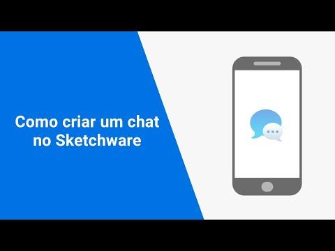 Como Criar Um Chat No Sketchware Video Bem Esplicativo #MegaAndroid Inc