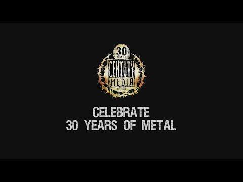 CENTURY MEDIA RECORDS - 30 Year Anniversary