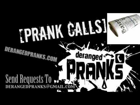 Newspaper Guy Kicks Some Ass (You stole my newspaper prank call)