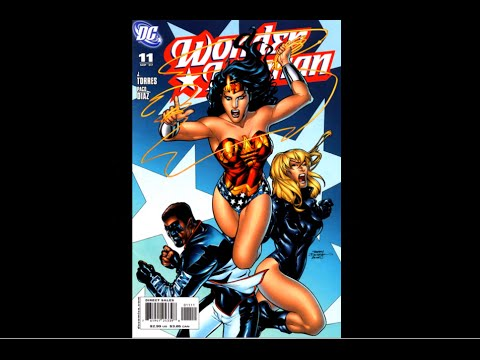 "Wonder Woman: vol 3 # 11, ""Hubris"" Part One Of Two"
