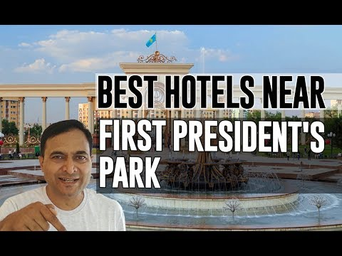 Best Hotel   Accommodation Near First President's Park, Almaty