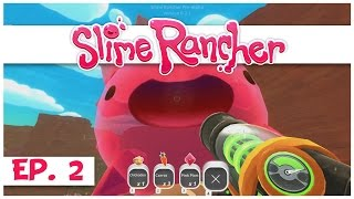 Welcome to slime rancher! in part 2 of our rancher series, we collect more and add them cage! ► watch the entire series - ht...