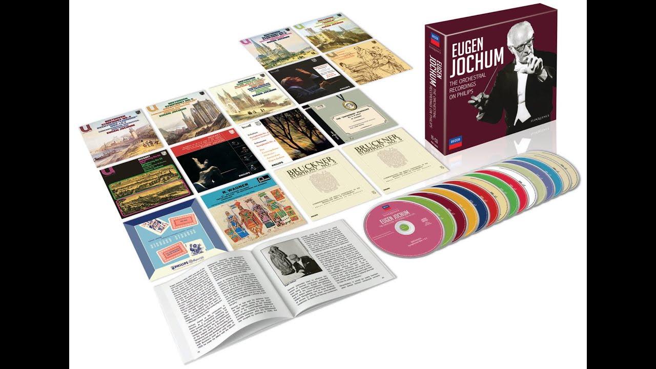 Eloquence Classics Release Batch 3, 2020 – Eugen Jochum