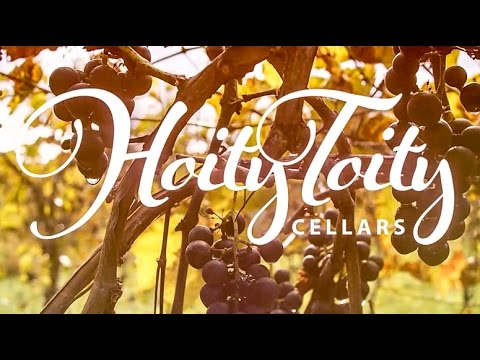 Hoity Toity Ontario Winery and Cidery