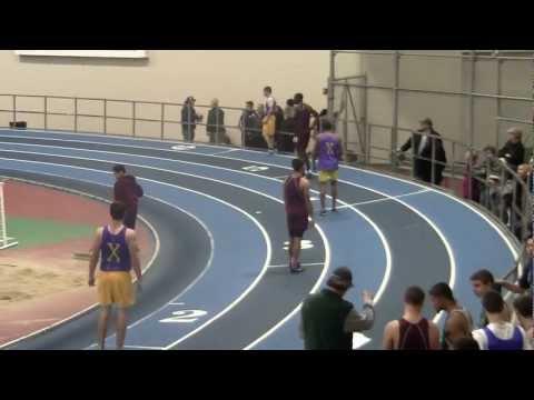 Jordan Samuels 300m (1st place)