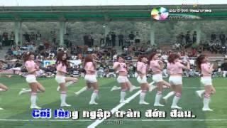 [Karaoke Nhạc Sống] Liên khúc nhạc trẻ Vol 7 HD