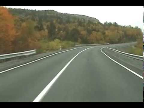 (1 of 5) Driving to Russia 2011: Driving from Kirkenes to Murmansk and Nikel - Nickel (Russia)