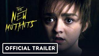 The New Mutants - Official Trailer 2 (2020) Maisie Williams, Antonio Banderas