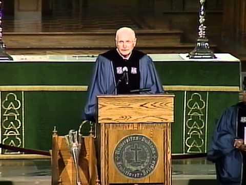 Duke University Founder's Day Convocation - 9/22/11