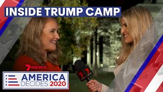 America Decides 2020: President's legal adviser gives insight into Trump's election night