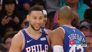 New York Knicks vs Philadelphia 76ers | January 18, 2020