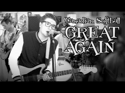 Canadian Softball - Great Again (Official Music Video)