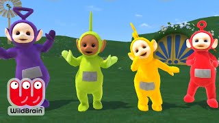 Teletubbies: Play Time - NEW APP GAMEPLAY - Part 1 - Learn Words & More! 📱 Best Apps for Kids!