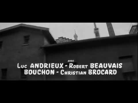 400 Blows Les Quatre Cents Coups title sequence HD