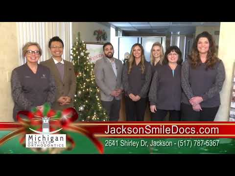 Happy Holidays Michigan Dentists family and friends!
