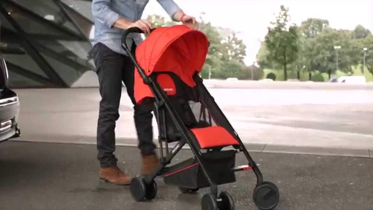 recaro easylife buggy product video english www. Black Bedroom Furniture Sets. Home Design Ideas