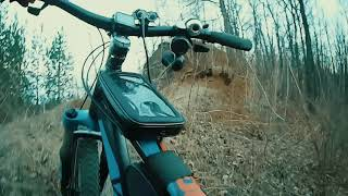 Вело вечер / В лес на велосипеде /Альметьевск