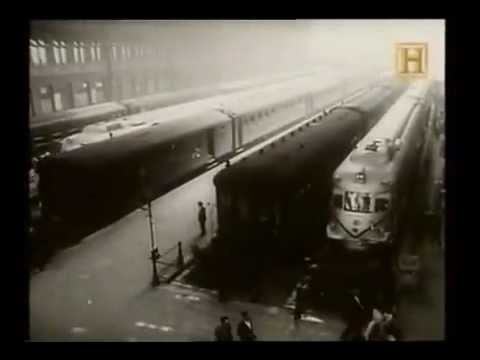 Caminos de Hierro: Historia del Tren en España - Canal Historia