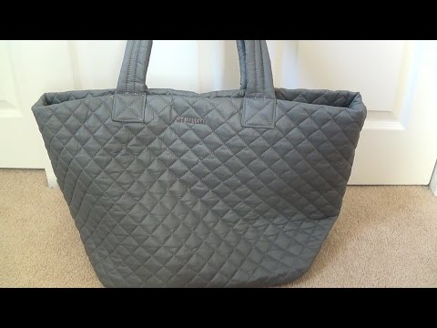 MZ Wallace Large Metro Tote: Review & What Fits Inside