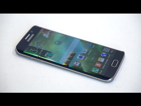 Samsung Galaxy S6 edge Review