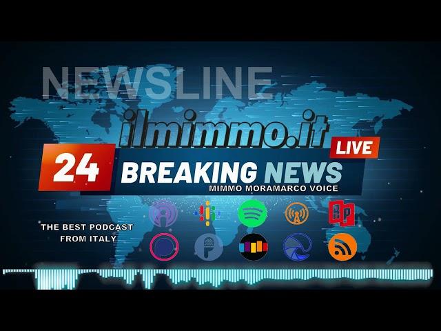 Newsline nazionale del 24 ottobre 2021