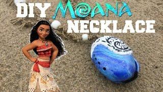 Diy Moana's Necklace (Locket Really Works!)
