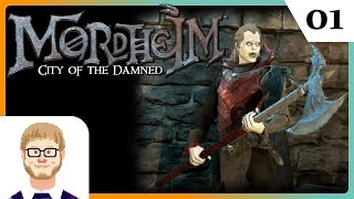 Let's Play Mordheim City of the Damned Undead Part 1 (Mordheim Undead Gameplay)