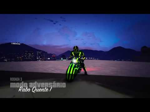 GTA V Online PS4 Nova moto do Tron