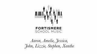 Fortismere Virtual Concert 2020 | Aaron, Amelie, Jessica, John, Lizzie, Stephen, Xanthe