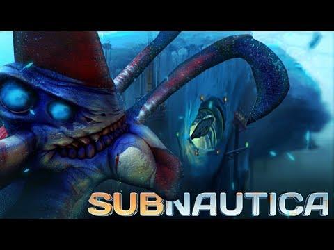 Subnautica - ARTIC LEVIATHANS!? - PROOF Of The Next SUBNAUTICA Expansion / DLC! - Gameplay
