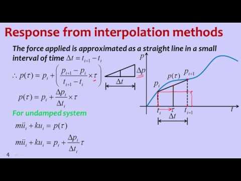 NPTEL :: Civil Engineering - NOC:Structural Dynamics