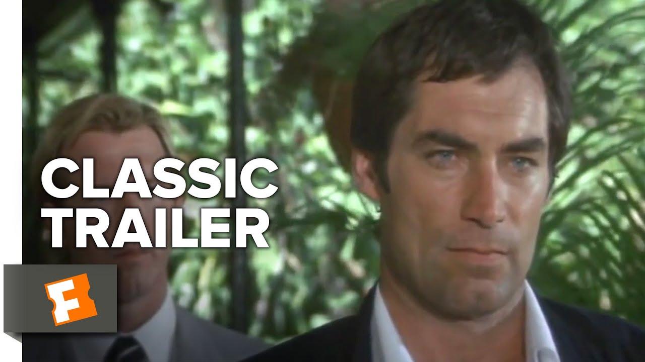 Licence To Kill 1989 Official Trailer Timothy Dalton James Bond Movie Hd