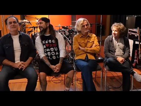 Transatlantic (N.Morse/Portnoy/Stolt/Trewavas) post clip of making of The Absolute Universe