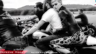 Depeche Mode   * Never Let Me Down *   Dominatrix Re-mix 2018