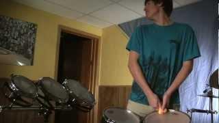 Step Brothers Drum Set Scene Copy Cat