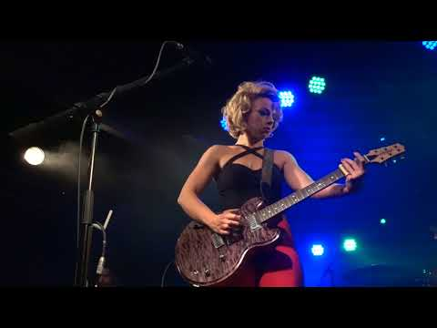 Samantha FISH No Angels Live @ Musiktheater REX Germany 2017