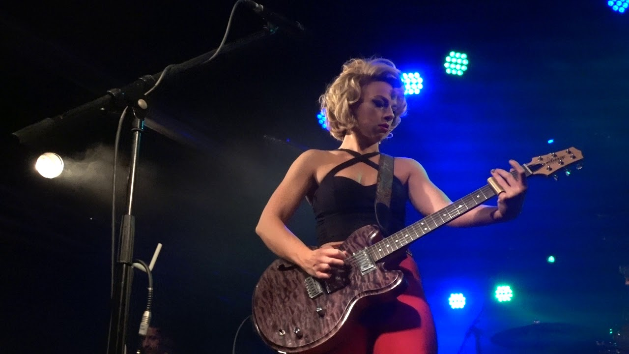 Samantha fish no angels live musiktheater rex germany for Samantha fish belle of the west