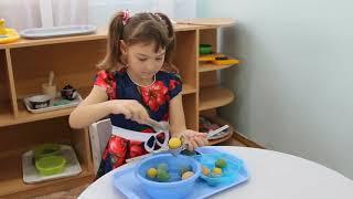 Воспитание свободной личности в педагогике М. Монтесори (Ионова С.П.)