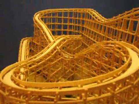 Archimedes Marble Roller Coaster Movie Youtube