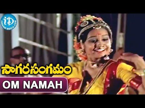 Sagara Sangamam Songs - Om Namah Shivaya Video Song | Kamal Haasan, Jayaprada, Geetha | Ilayaraja