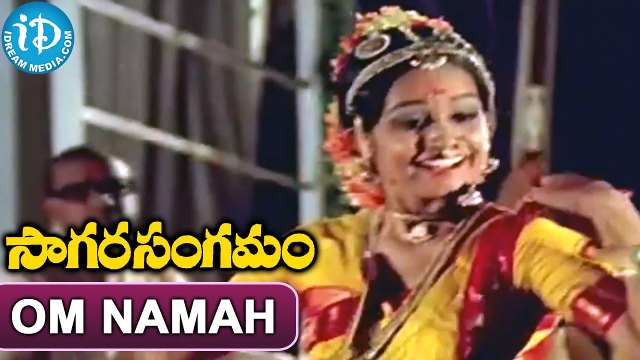 Sagara Sangamam Songs - Mounamelanoyi Ee Marapurani Reyi Song