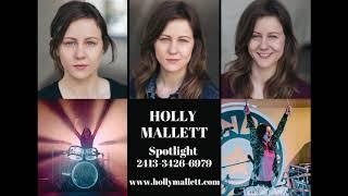 Holly Mallett - Drum Kit - 2020 Show Reel