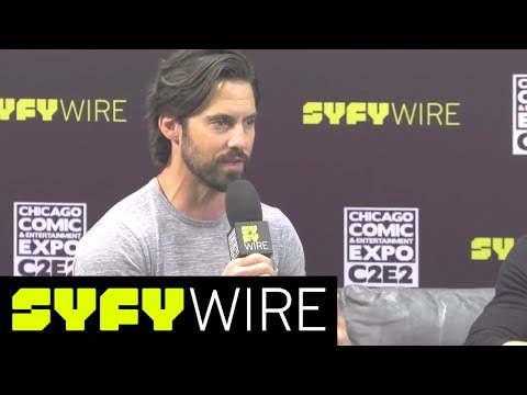 This Is Us' Milo Ventimiglia And Justin Hartley Live On Stage  C2E2  SYFY WIRE